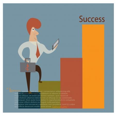 Businessman Stock Vector - 20776681
