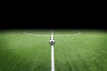 ballsport: soccer field