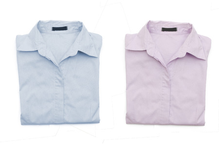formal shirt: shirt isolated on white background