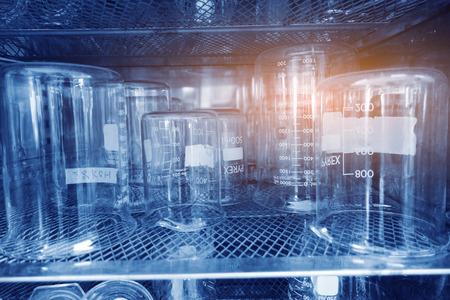 実験室ガラス背景、研究室研究コンセプト 写真素材 - 72182074