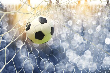 Soccer field 写真素材 - 98682272