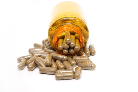 Herbal Drug - an alternative medicine in capsule