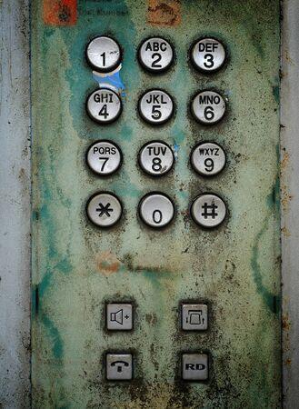 ringtones: old telephone Keypad