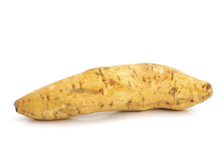 potatos on the white background  Stock Photo - 12567186
