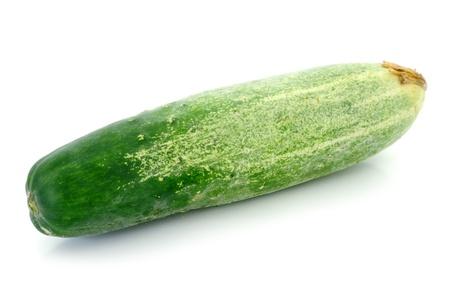 cepelia: Cucumberisolated over white background