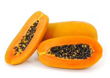 papaya Stock Photo - 12994642
