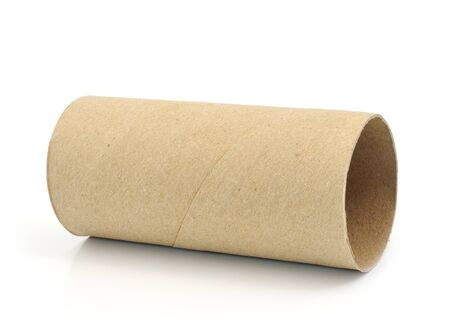Paper tube Stock Photo - 13099156