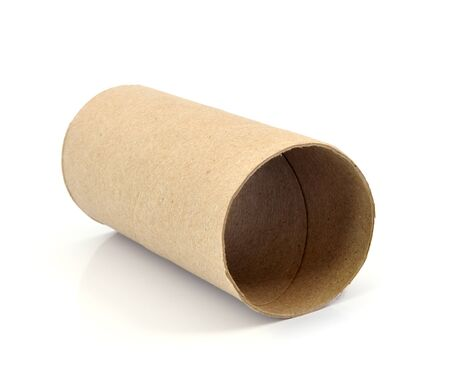 Paper tube Stock Photo - 13099050