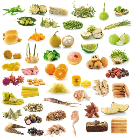 collection of food Stock Photo - 15467248