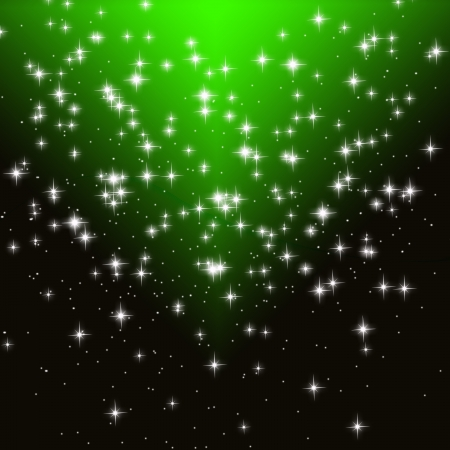 abstract green background for Christmas Stock Photo - 16642515