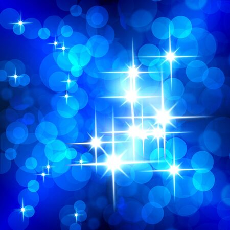 Abstract Christmas background Stock Photo - 17005003