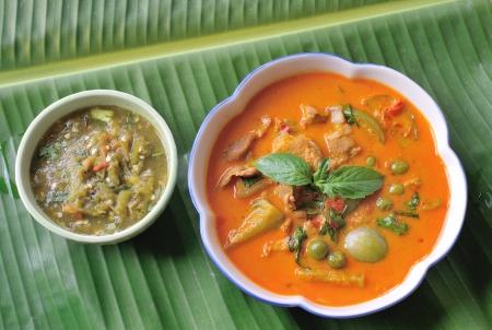 pork Curry , Thai cuisine Stock Photo - 18968098