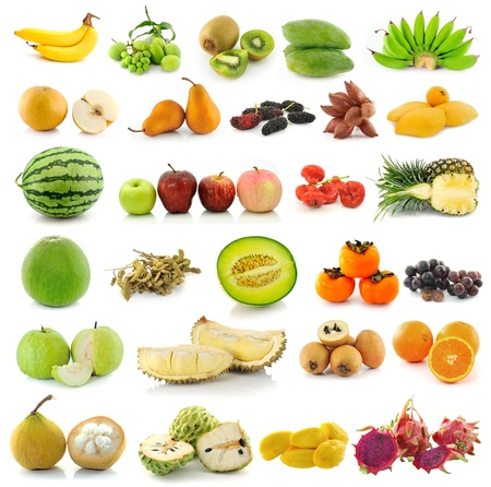 collection of Fruits photo