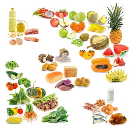 alimentos saludables: La comida sana