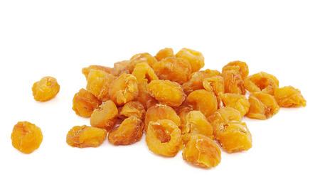 longan: Dried Longan Fruit Stock Photo