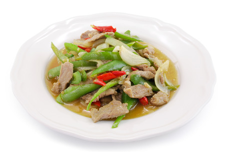 pepper pork Stock Photo - 22720910