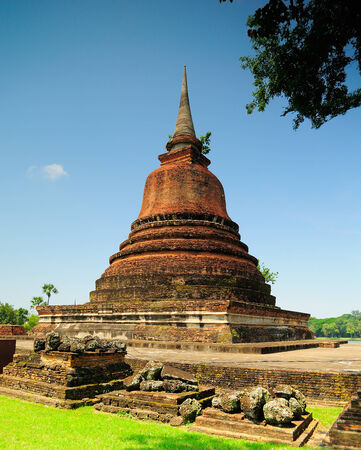 Sukhothai Historical Park, Sukhothai Province, Thailand photo