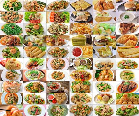 arroz chino: Comida tailandesa
