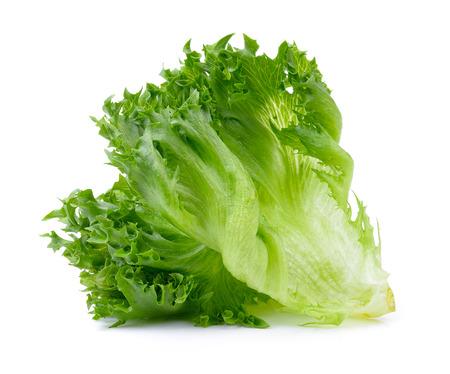 świeże liście sałaty Zdjęcie Seryjne