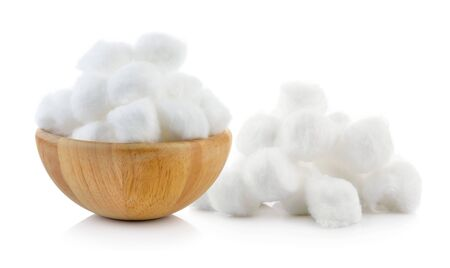 cotton wool: cotton wool Stock Photo