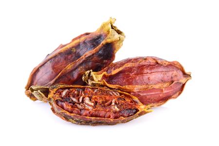 Dried gardenia fruit