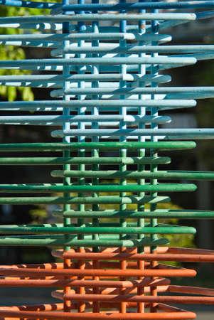 Steel Sculpture Stock Photo - 13417401