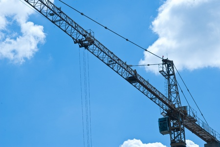tower crane photo