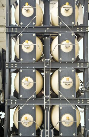 ngv: NGV gas containers for heavy truck