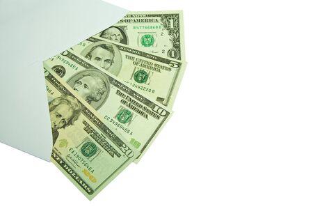 graft: Dollars in the envelope