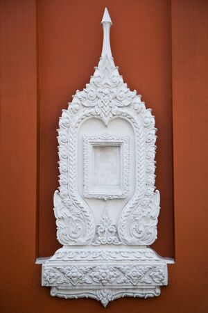 Thai traditional arts stucco in the temple Stock Photo - 16741703