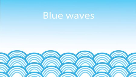 blue waves: Blue Waves