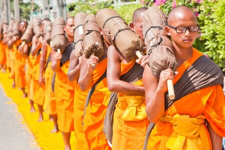 monks: Walk way for monks