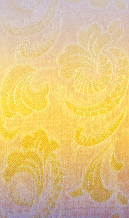 flora: Pink flora fabric pattern