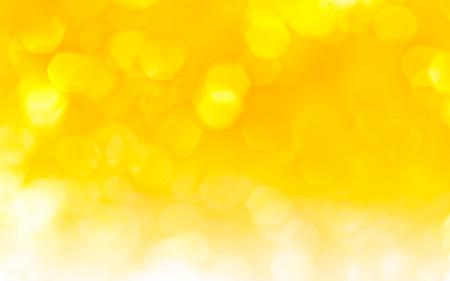 黄色で美しい抽象的な背景