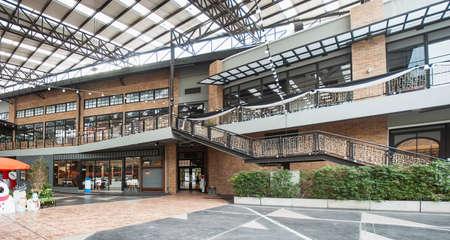 Modern generic building exterior
