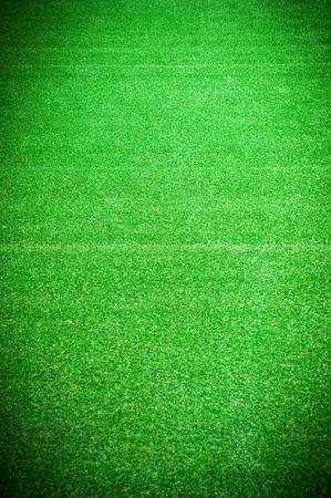 Closeup artificial green grass texture, Backgrounds Stock Photo