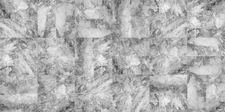 Natuurlijk zwart en wit marmeren patroon, achtergronden