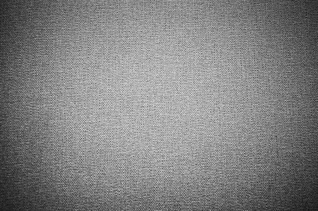 Black and white leatherette sample useful as a backgrounds, Textured surface Stock Photo - 119366974
