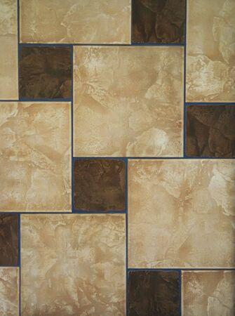 Ceramic tile background.
