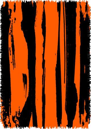Abstracte grunge tijger afdrukken achtergrond Stockfoto