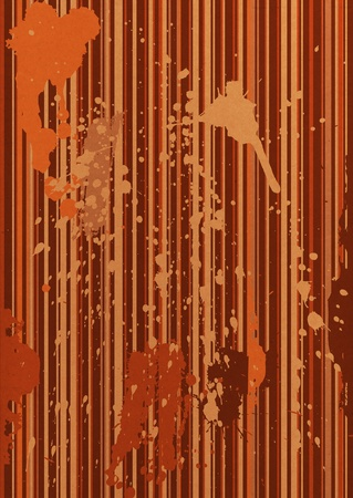 pasteboard: Grunge pale colored pasteboard