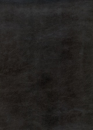 black leather background textured with graining patterns photo