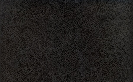 graining: black leather background textured with deep graining patterns