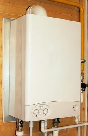 water tanks: Gas boiler