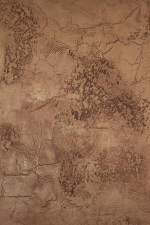 faux: Faux pareti in stucco dipinto e strutturato