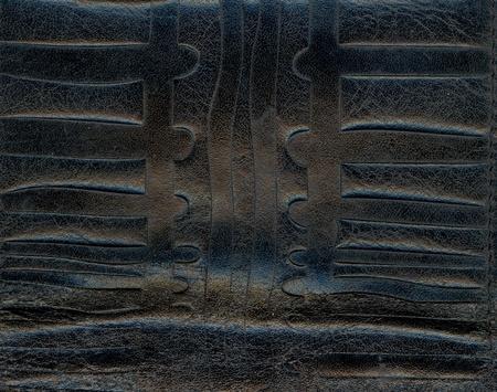 black leather background texture photo