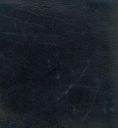 cracklier: old grunge black leather background