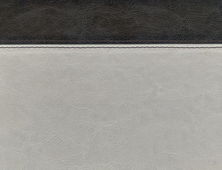 black and silver sewing leather texture photo