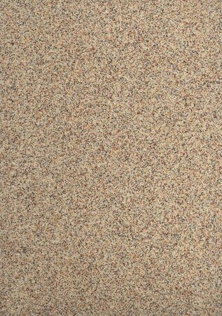 Sandy stucco texture photo