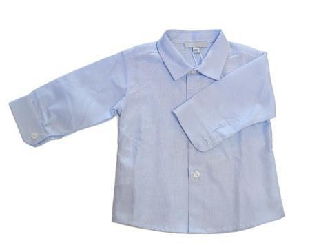 sleeved: Long sleeved baby boy shirt